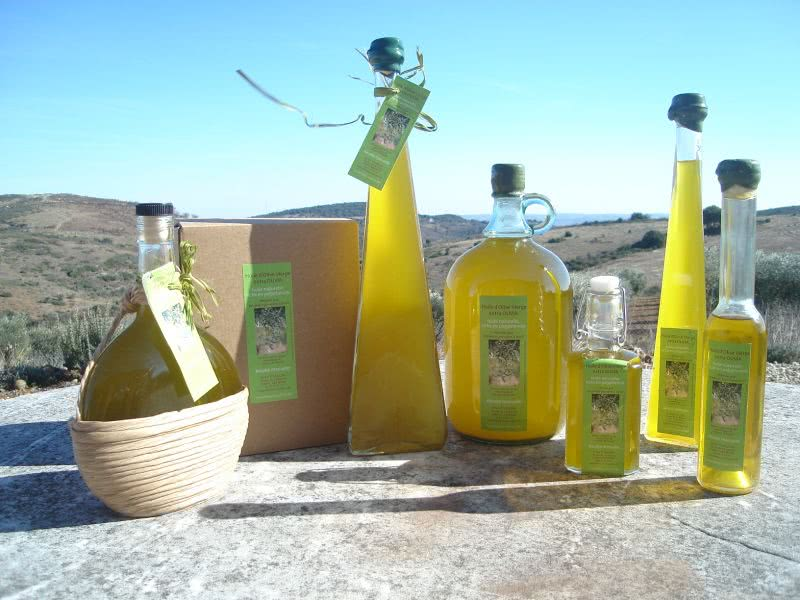 Huile d'olive Olivia